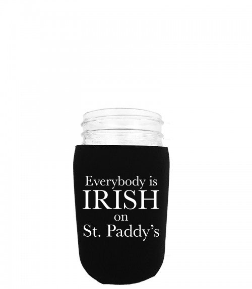 everyone is irish on st paddys day